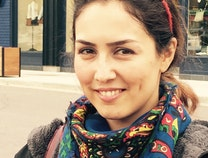 A photo of Parisa Ghaderi