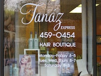 A photo of Tanaz Hair Boutique Downtown- Not Participating