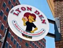 A photo of The Lyon Den