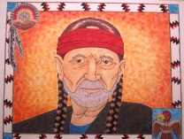A photo of Willie Nelson
