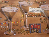 A photo of The Martini Olympics