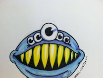 Photo of Marco Riolo presents Gumball Monsters: The Monster Who Had A Dream.