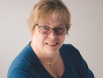 A photo of Sue Szymanski