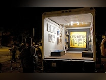 A photo of The ArtRanger -  Mobile Art, Performance and Augmented Reality Experience