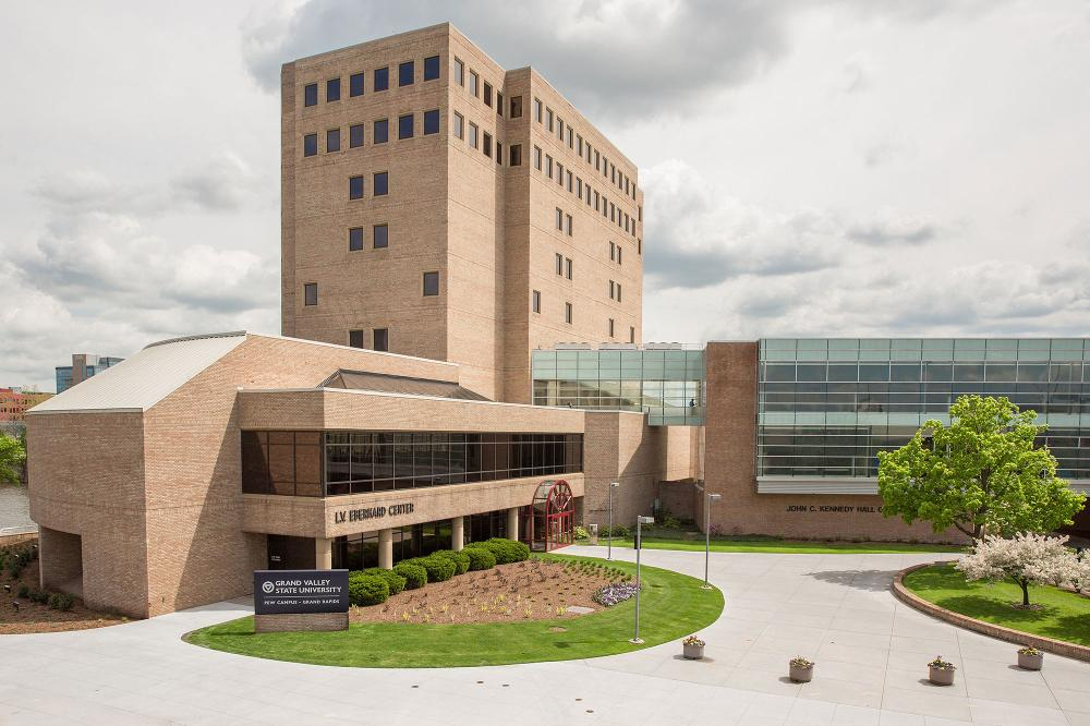 A photo of Grand Valley State University - Eberhard Center