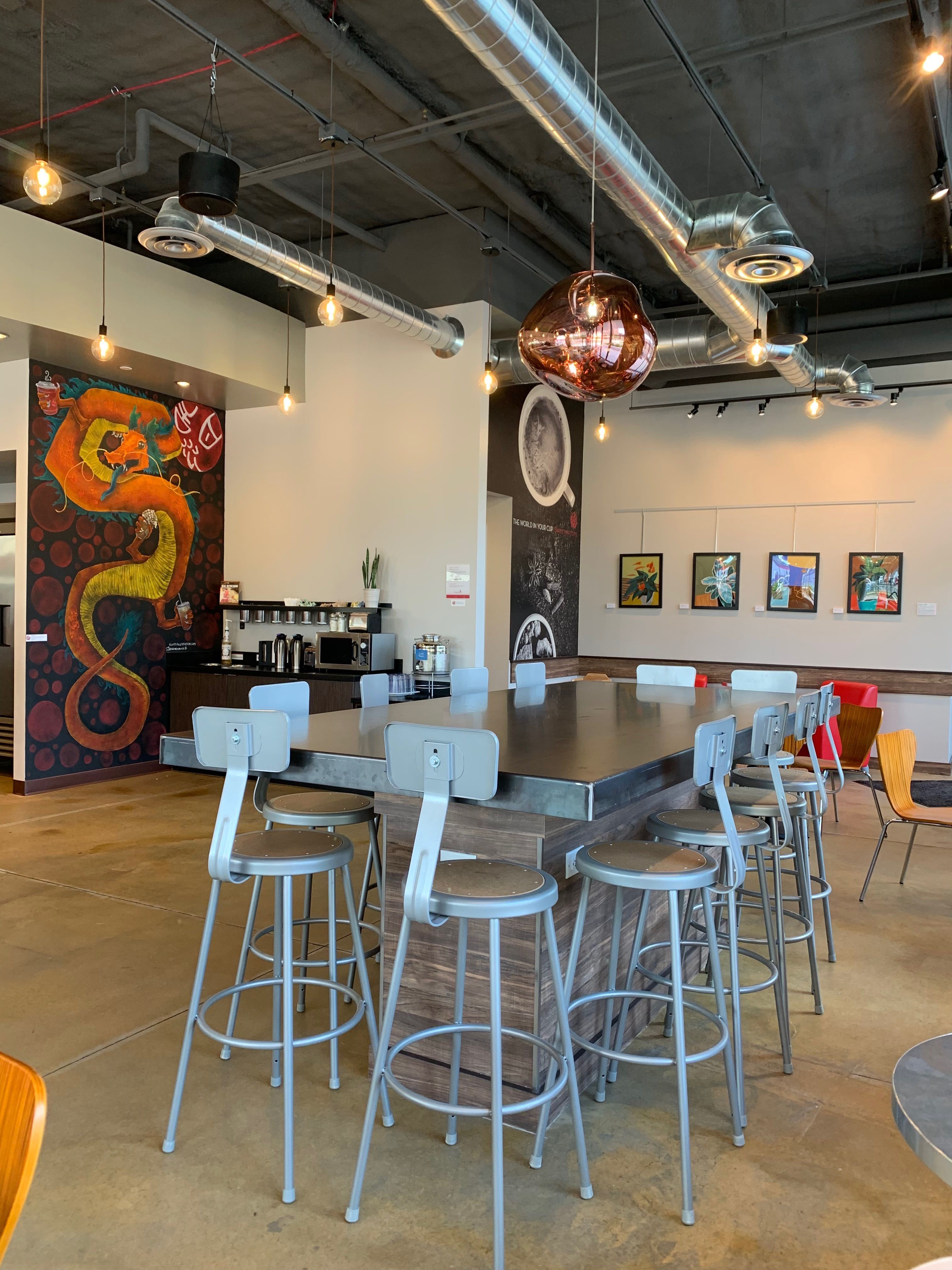 A photo of Sweetwaters Coffee & Tea Monroe North